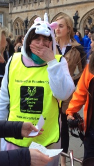 Photo credit: Volunteer Centre